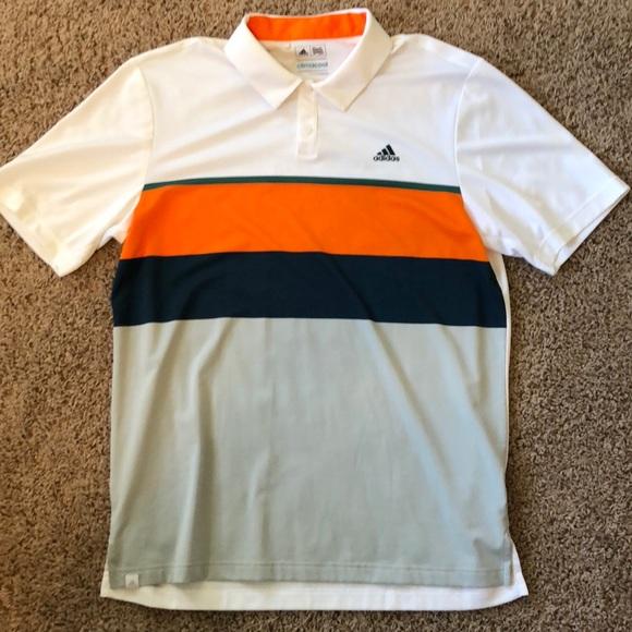 Adidas shirts hombre  ClimaCool Golf Shirt poshmark